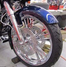 """23"""" Front Fender Harley Davidson Electra Glide Ultra Classic Limited Bagger FLHT"""