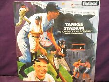 "Yankee Stadium ""The Sounds of a Half Century"" LP Record - SEALED - MINT"