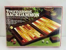 Vintage Tournament Backgammon 1978 Lowe A Milton Bradley Co. E4314 New Sealed