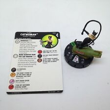 Heroclix Harley Quinn Gotham Girls set Catwoman (Bombshell) #020 Uncommon w/card