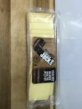 Smoked Monterey Jack Cheese Slices 400g Vegetarian Great for Melting