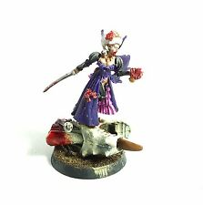 WARHAMMER FANTASY ARMY VAMPIRE COUNTS VAMPIRE LORD PAINTED