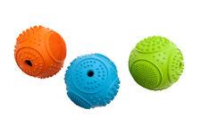 Karlie Ruffus Hundespielzeug Dental Vollgummispielzeug für Hunde 7 cm
