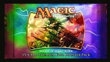 MTG Shards of Alara Premium FOIL Booster Pack FREE SHIP GETTING HARDER TO FIND