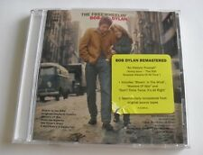 Bob Dylan The Freewheelin' Bob Dylan Remastered CD Folk Country Rock Pop Rare