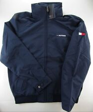 MENS TOMMY HILFIGER YACHT JACKET WINDBREAKER WATERSTOP...