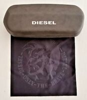 New DIESEL GLASSES CASE Hard Clamshell Case for Eyewear or Sunglasses