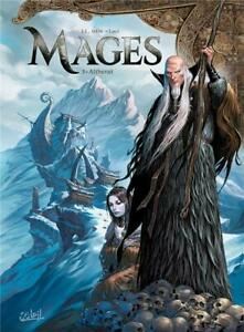 BD - MAGES, TOME 3 > ALTHERAT / ISTIN, LACI, EO SOLEIL