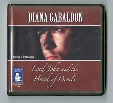 Diana Gabaldon: Lord John and the Hand of Devils - Unabridged Audio Book  9CDs