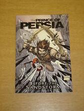 Prince of Persia Avant la tempête de sable Disney roman graphique 9781423125822