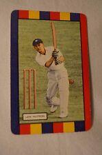 1953 - Vintage - Coles Cricket Card - English Cricketers - Len Hutton