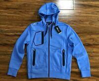 Ralph Lauren RLX Ivy Golf Club Hoodie Sweatshirt Blue Men's Size Large $198
