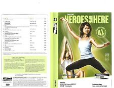 Les Mills Body Flow 41 Complete DVD, CD, Case and Notes