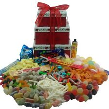 Retro Sweets CHRISTMAS Pyramid - A Fantastic Gift For Him, For Her, For Everyone