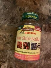 Nature Made Hair-Skin-Nails 90 Adult Gummies/Fruit Flavors