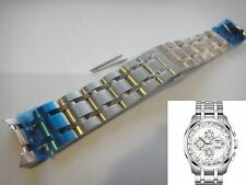 Original Tissot 24mm Couturier Classic steel band bracelet strap T035.627 Ø43mm