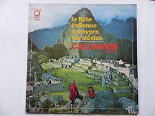 CALCHAKIS Vol 6  LA FLUTE INDIENNE A TRAVERS LES SIECLES arn 34200