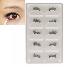 1Pack Makeup Cosmetic Tool Handmade Upper Half False Long Eyelashes Eye Lash Hot