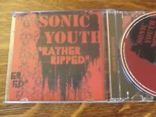 SONIC YOUTH – RATHER RIPPED ALBUM SAMPLER (PROMO CD 2006)