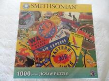"Smithsonian History of Flight Airplanes Puzzle 25"" x 18"" 1000 pc NEW Sealed"