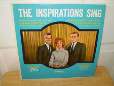 "THE INSPIRATIONS....""SING SOMETHING OLD SOMETHING NEW""......HTF OOP GOSPEL ALBUM"
