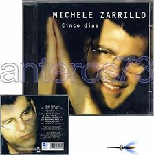 "MICHELE ZARRILLO ""CINCO DIAS"" RARO CD IN SPAGNOLO"