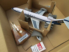 Olímpico Airways Boeing 727-230 SX-BCH/Avion/Aircraft/YAKAiR/Madera Modelo