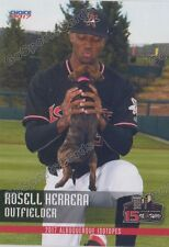 2017 Albuquerque Isotopes Rosell Herrera RC Rookie Rockies