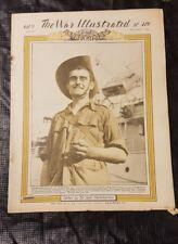 The War Illustrated No. 219 Vol 9 1945 Java Barham Atomic