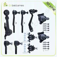 10pcs  Front Suspension Kit Ball Joints For 92-95 Toyota Pickup T100 4Runner 4x4