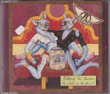 AEROSMITH Falling In Love CD 1997 Columbia * TOP