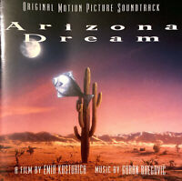 Goran Bregović ‎CD Arizona Dream (Original Motion Picture Soundtrack) - France