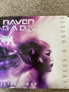 "Styles & Breeze Slide Away 12""Raver Baby Baby41 UK Happy Hardcore 2006 Sy Hixxy"