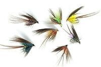 BANN VALLEY QUALITY IRISH TROUT FLIES DABBLERS WETS LOUGH FISHING X3