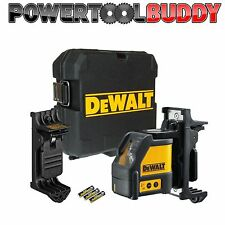 DEWALT dw088k Self Livellamento linea Cross Line Laser Kit
