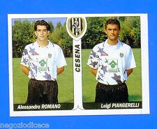 TUTTO CALCIO 1994 94-95 - Figurina-Sticker n. 380 -ROMANO#PIANGEREL- CESENA -New