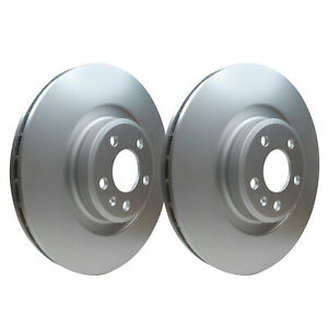 Front Brake Discs 345mm fits Audi A5 8T3 S5 quattro