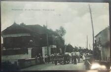 1915 - Piossasco - Strada Provinciale Pinerolo - Susa