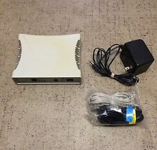 Westell Wirespeed DSL Modem A90-210015-04, with original Cables