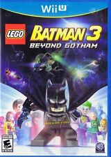 LEGO Batman 3: Beyond Gotham (Nintendo Wii U, 2014)  *Factory Sealed*