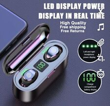 Wireless Earbuds For Samsung iPhone Android IOS Bluetooth Headphones TWS Headset