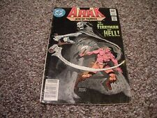 Arak Son of Thunder #12 (1981) DC Comics FN/VF