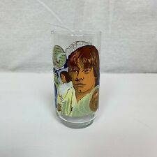 VTG 1977 Burger King STAR WARS Luke Skywalker Limited Edition Drinking Glasses