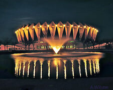 "HAMPTON COLISEUM VA 8""X10"" PHOTO MOTHER SHIP GRATEFUL DEAD & COMPANY PHISH SCI"