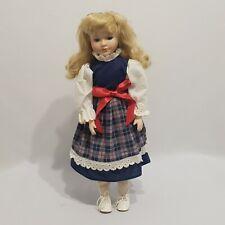 New ListingSeymour Mann Inc Porcelain Doll With Original Box