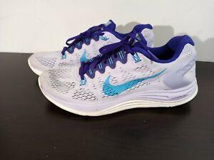 Womens Lunarlon Spikeless Golf Shoes Size 9.5 Purple
