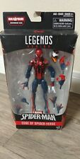 MARVEL LEGENDS BEN REILLY SPIDER-MAN EDGE OF SPIDER VERSE.. Missing BAF