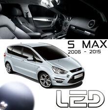 S MAX 1 8 Ampoules Led Blanc Eclairage habitacle plafonnier sols tapis lampe