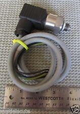 Jumos MIDAS 401001/000-459-415-502-20-601-61/000 0-10bar Pressure Sensor Germany