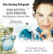 BEATRIX POTTER<>TOM KITTEN and FRIENDS<>PROMO CD from the SUNDAY TELEGRAPH